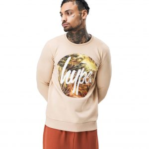 Hype Mountain Trails Circle Crewneck 2