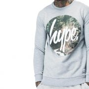 Hype Waterfall Circle Crewneck 3